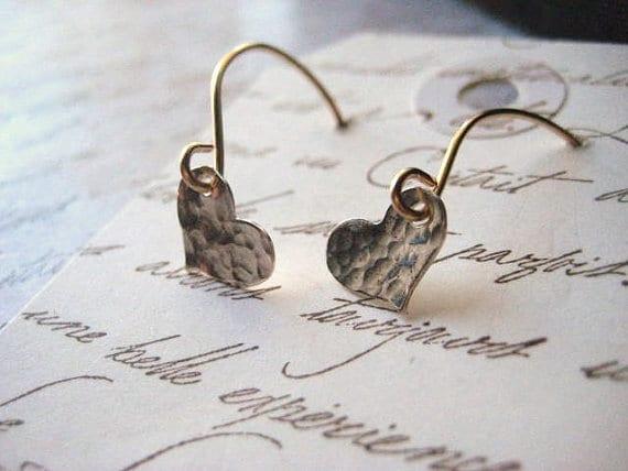coole geschenkidee für sie - Ohrringe Basteln