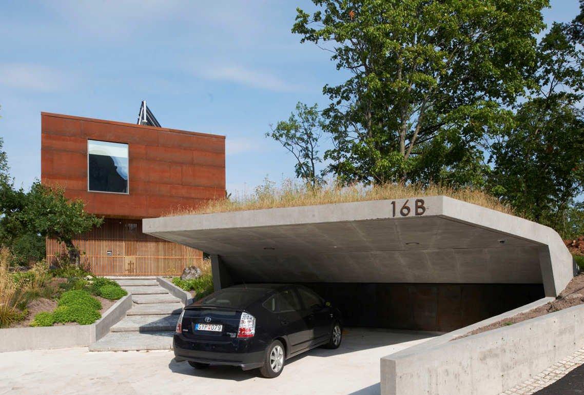 carport aus beton-ideen für moderne garagen