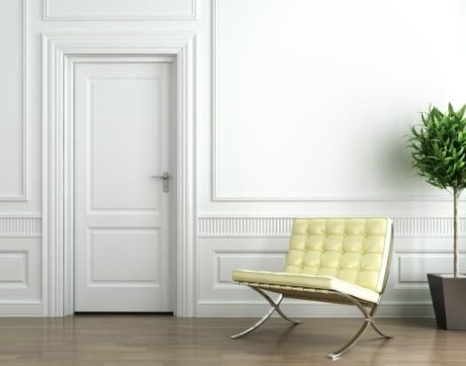 Innentüren weiß  Innentüren weiß - 50 elegante Modelle weißer Interior Türen ...