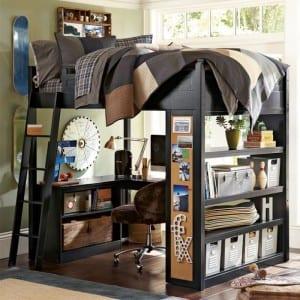 jugendzimmer gestalten ideen kleines jugenzimmer freshouse. Black Bedroom Furniture Sets. Home Design Ideas