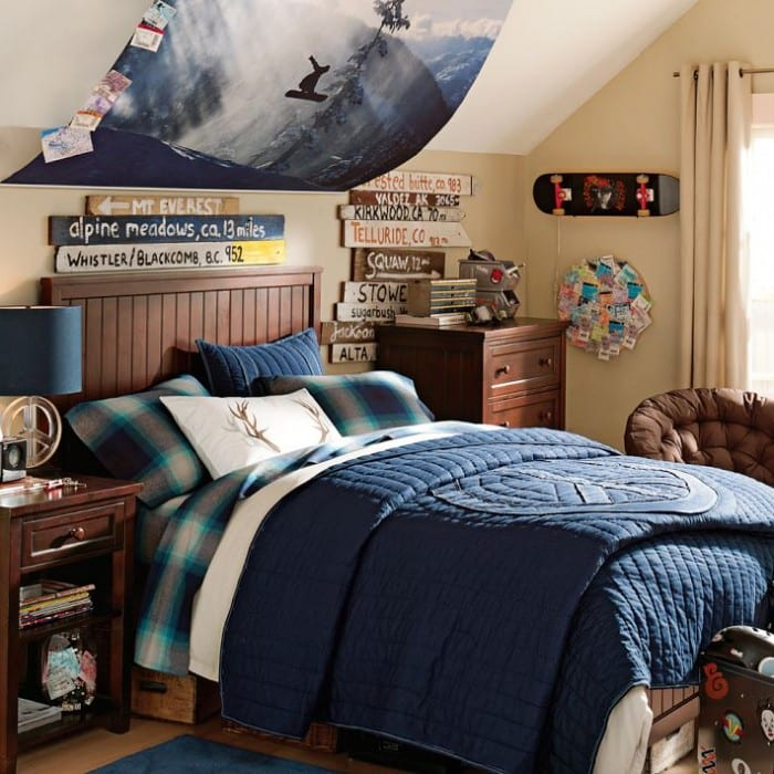 Kinderzimmer und jugendzimmer jungen freshouse - Handsome pictures of cool room for guys design and decoration ideas ...