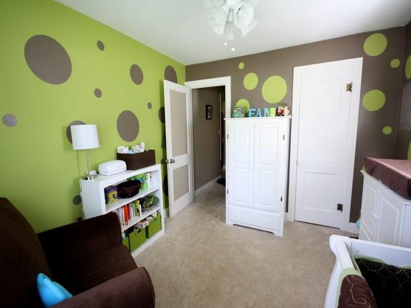 Kinderzimmer Streichen - Freshouse Ideen Fr Wnde Im Kinderzimmer