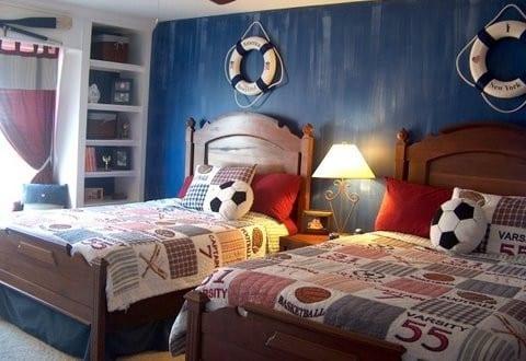 Kinderzimmer streichen maritimes schlafzimmer freshouse - Maritimes kinderzimmer ...