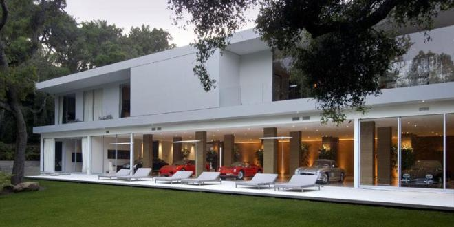 luxus haus mit garage - fresHouse