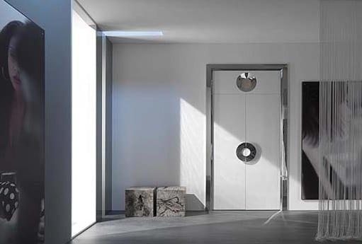 luxus wohnzimmer interior mit moderner tür weiß und coole hintergrundbildern