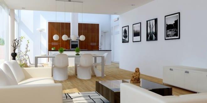 luxus wohnzimmer weiß-ideen für wohn esszimmer - fresHouse