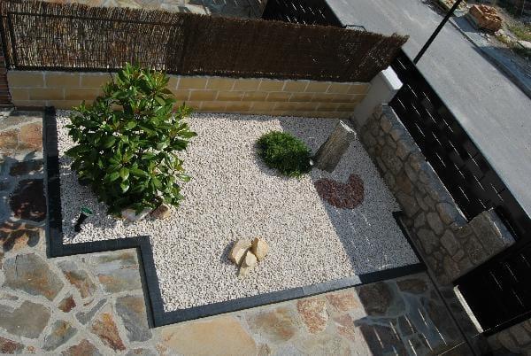 Steingarten- 60 Ideen japanischer Gartengestaltung für einen ...