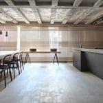 loft wohnung von ese studio-moderne küche-esszimmer einrichten ideen