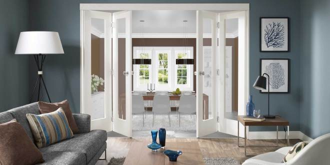 modernes wohnzimmer stilvoll eingerichtetes interieur kamin ... - Wohnzimmer Mit Blau