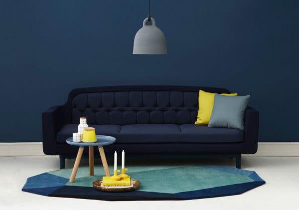 wohnzimmer teppich blau:schöne wohnzimmer-wohnzimmer blau – fresHouse