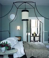 schlafzimmer blau wandfarbe hellblau freshouse. Black Bedroom Furniture Sets. Home Design Ideas