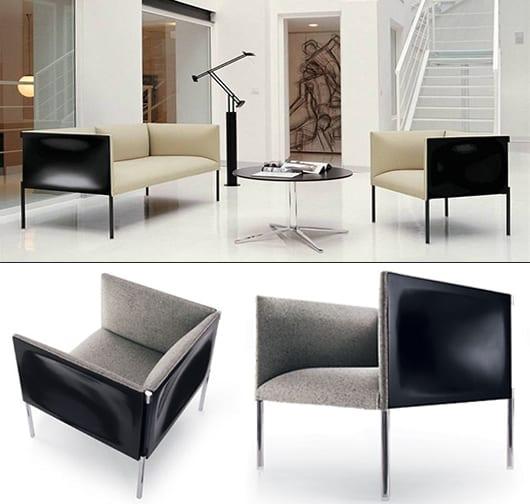 moderne sofas und sesseln