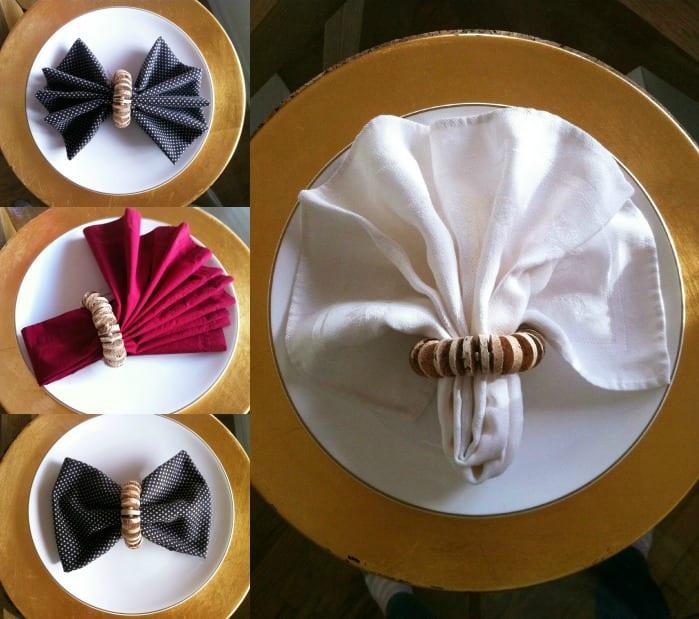 servietten falten kreativ und inspirierend freshouse. Black Bedroom Furniture Sets. Home Design Ideas