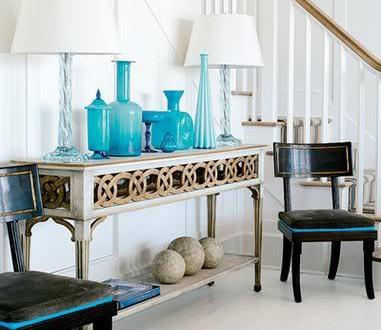 Sideboard dekorieren