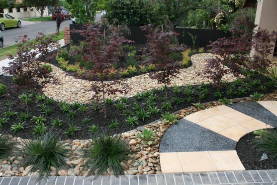 Steingarten 60 ideen japanischer gartengestaltung f r for Australian native garden design