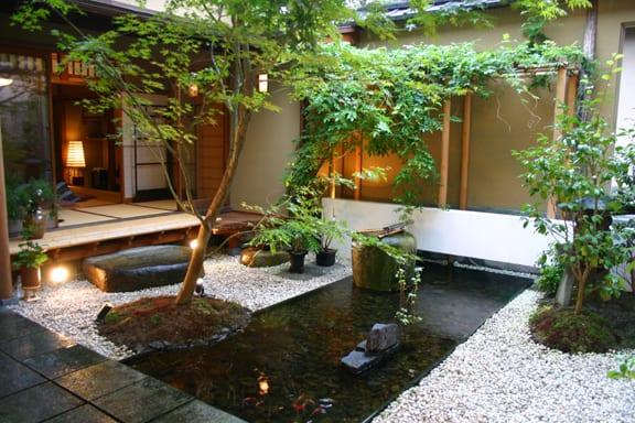 gartenideen für japanischen garten