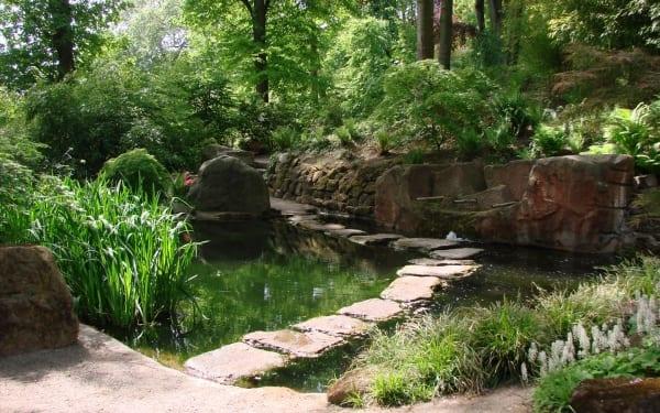 Traumgarten wie sieht ein traumgarten mit wasser aus for Japanischen garten anlegen