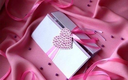 Valentinstag Karte – Bastelideen für DIY Karte