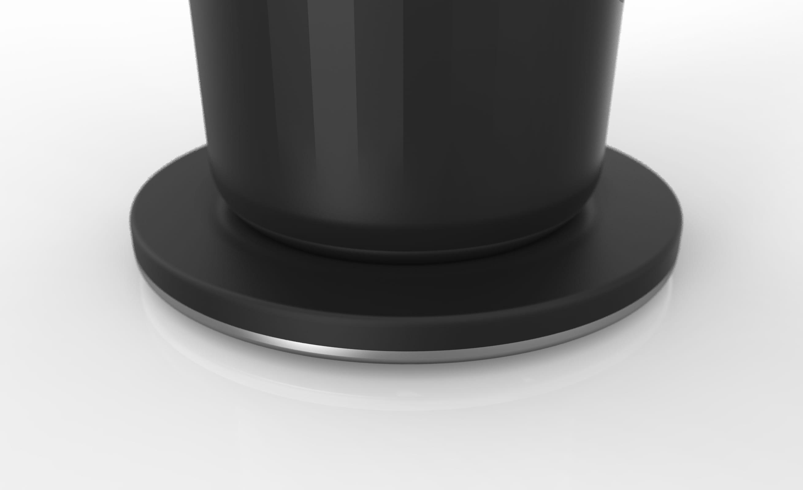 trinkbecher mit Sensor für analyse von inhaltstofe