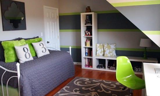 schlafzimmer grau grün – abomaheber, Schlafzimmer ideen