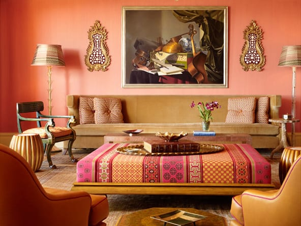 Wohnzimmer Apricot | badezimmer & Wohnzimmer