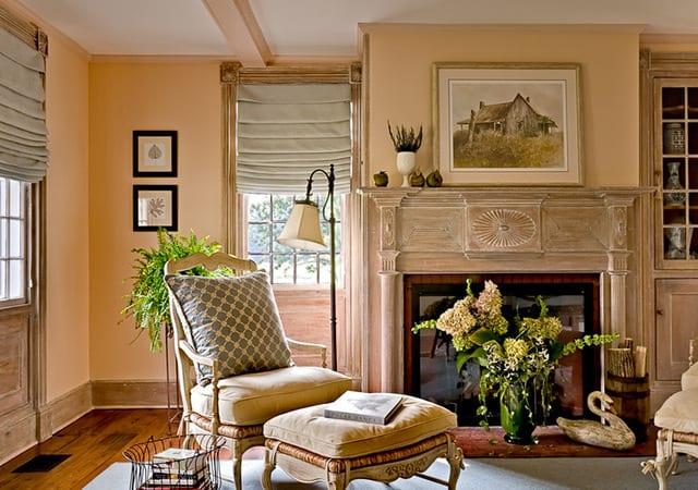 wandfarbe apricot frische wand streichen ideen freshouse. Black Bedroom Furniture Sets. Home Design Ideas