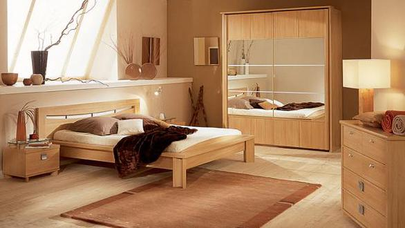 wandfarbe braun modernes schlafzimmer freshouse. Black Bedroom Furniture Sets. Home Design Ideas