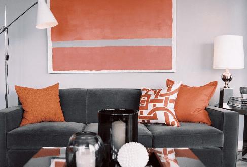 wandfarbe grau-zimmer streichen ideen - fresHouse