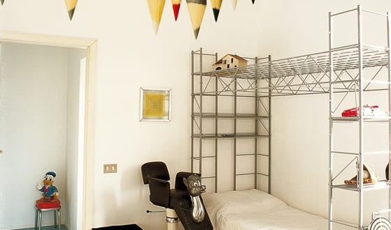 wandgestaltung kinderzimmer mit mustertapete freshouse. Black Bedroom Furniture Sets. Home Design Ideas