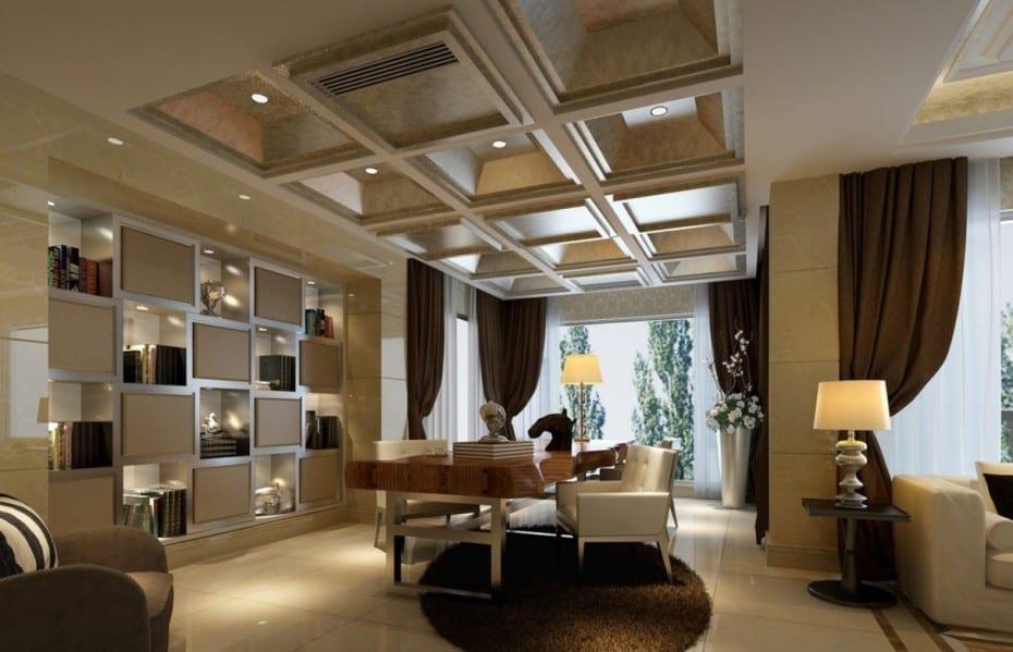 Luxus Wohnzimmer - 33 Wohn-esszimmer Ideen - Freshouse Wohnzimmer Luxus Design