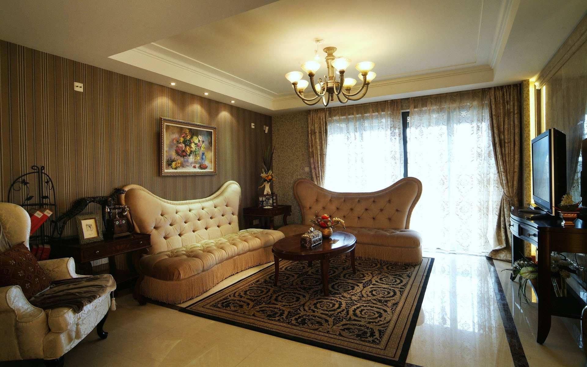 seats and sofas - wohnzimmer einrichten tapete braun