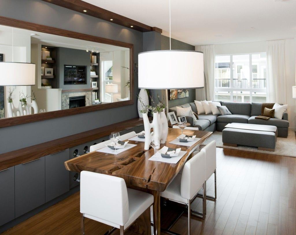 Luxus Wohnzimmer - 7 Wohn-Esszimmer Ideen - fresHouse