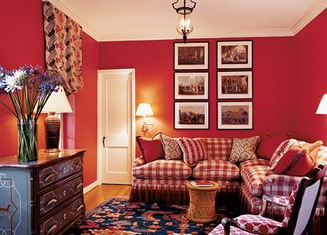 Wohnidee Afrika Wei Beige Braun Wohnzimmer Rot Moderne Inspiration  Innenarchitektur Und