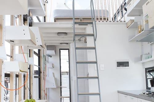 17qm nano haus modulares vorgefertigtes haus freshouse. Black Bedroom Furniture Sets. Home Design Ideas