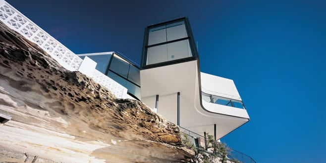 Holman Haus – Surrealismus und Minimalismus