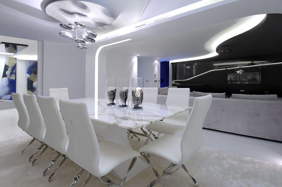 Esszimmer Modern Luxus