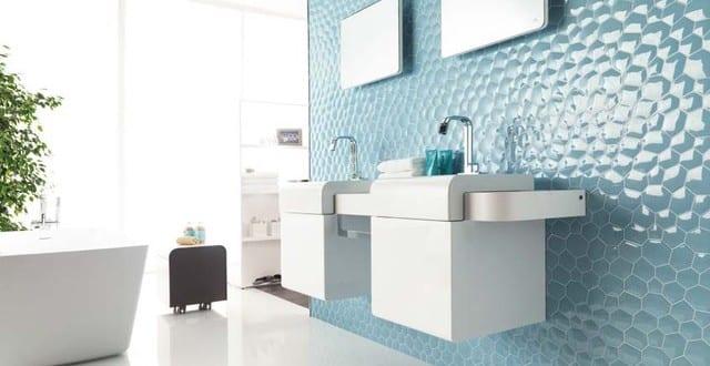 Hellblau Wandfarbe ~ Kreative Deko-Ideen und Innenarchitektur