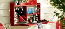 36 balkon ideen f r den sommer freshouse. Black Bedroom Furniture Sets. Home Design Ideas