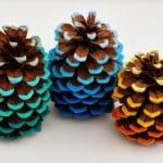 kreative ideem zum selber machen deko selber basteln mit zapfen - Wohnung Dekorieren Selber Machen