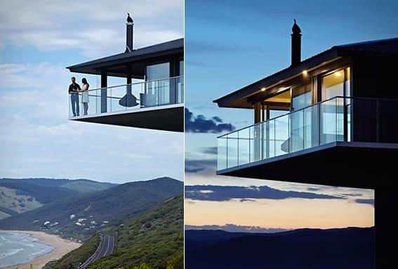 Traumhaus am meer  Berge und Meer - ein Traumhaus