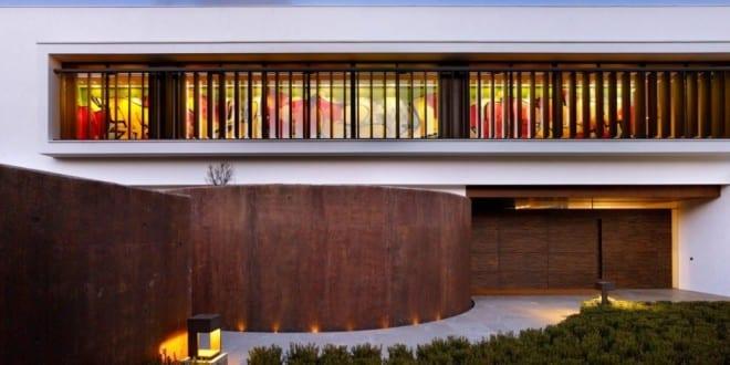 Beton Braun – Ideen für braune Oberfläche aus Beton