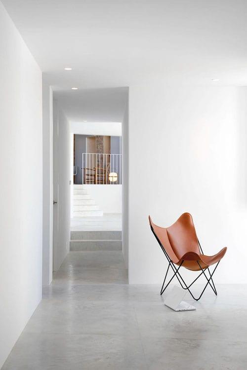 minimalistische interior design