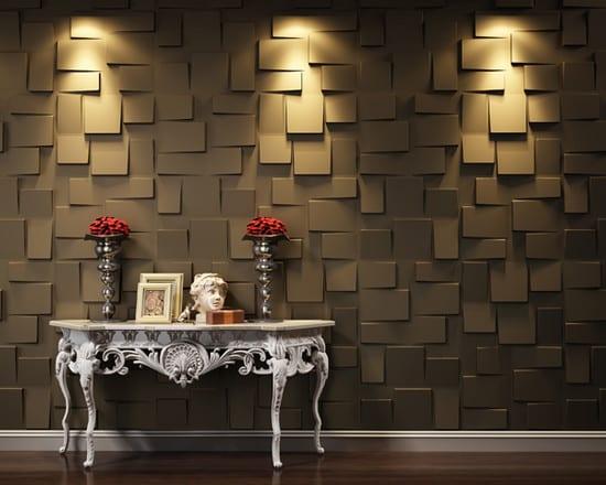 wohnzimmer braun mit wandfarbe braun-sideboard antik dekorieren