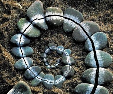 coole gestaltung mit steinen