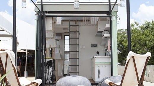 Das 17m² große NANO Haus in Südafrika – modular und energieeffizient