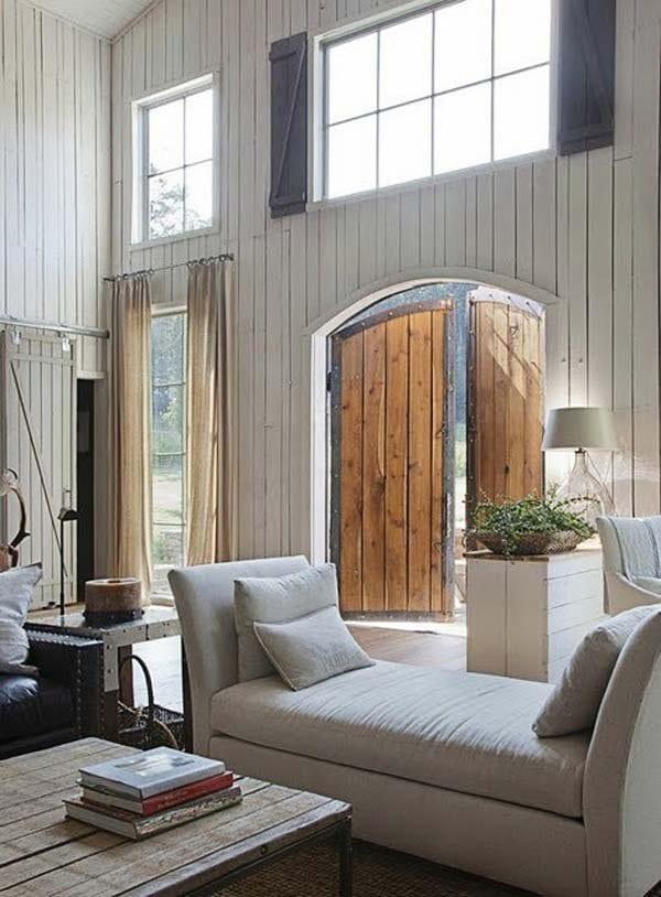 Mein Wohnzimmer Inspiration Fur Loft Wohnung In Ehemaligem Hangar