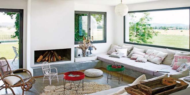 Einrichtungsideen wohnzimmer mit diy sitzecke wohnzimmer Einrichtungsideen wohnzimmer