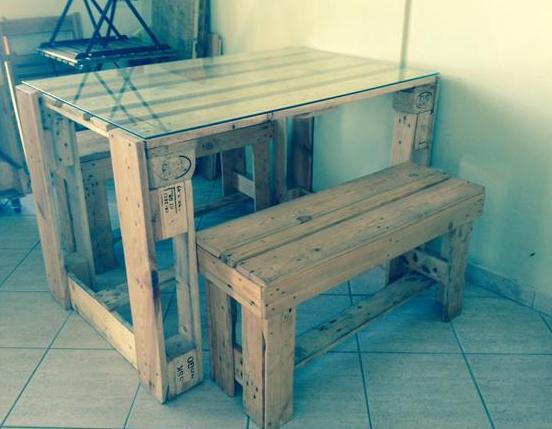 Ganz und zu Extrem 77 Ideen für Gartenmöbel aus Paletten - fresHouse &SX_18