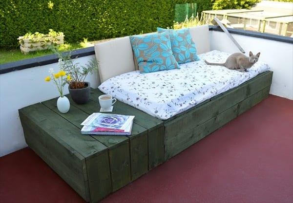 77 Ideen für Gartenmöbel aus Paletten - fresHouse
