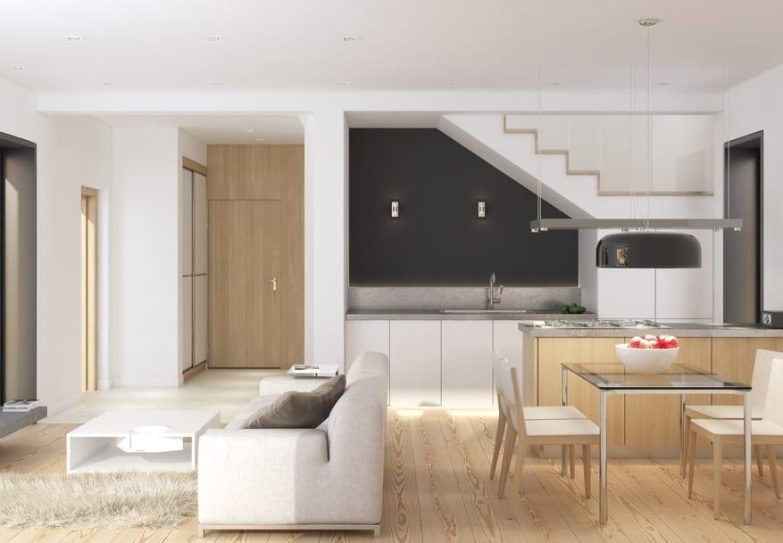 Wohn Esszimmer Elegante Losungen Fur Kleine Wohnungen Freshouse